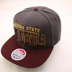 ARIZONA-STATE-SUN-DEVILS-NCAA-SNAPBACK-HAT-CAP-SUPERSTAR-GRAY