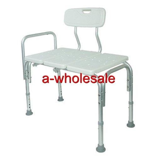 Bathroom bath tub shower transfer bench stool chair bath seat ebay Bath bench