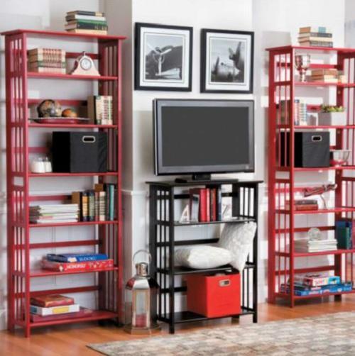 image is loading - Folding Bookcase