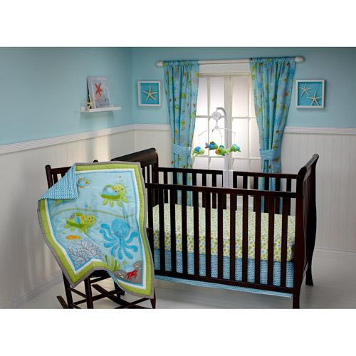 Turtle Crib Bedding Sets