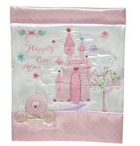 Baby girl pink disney baby princess magic castle crib bedding nursery