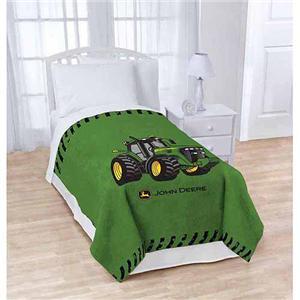 John Deere Camo Full Bed Set