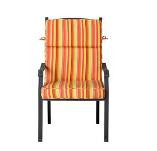 Outdoor Patio Dining Chair Cushion Seat Back Replacement ...