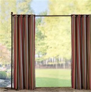 SALE Outdoor Grommet Curtain Panel Gazebo Cabana 3 Sizes