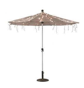 SALE Starry Night Outdoor Umbrella Lights Patio Pool Decor Outdoor Lighting