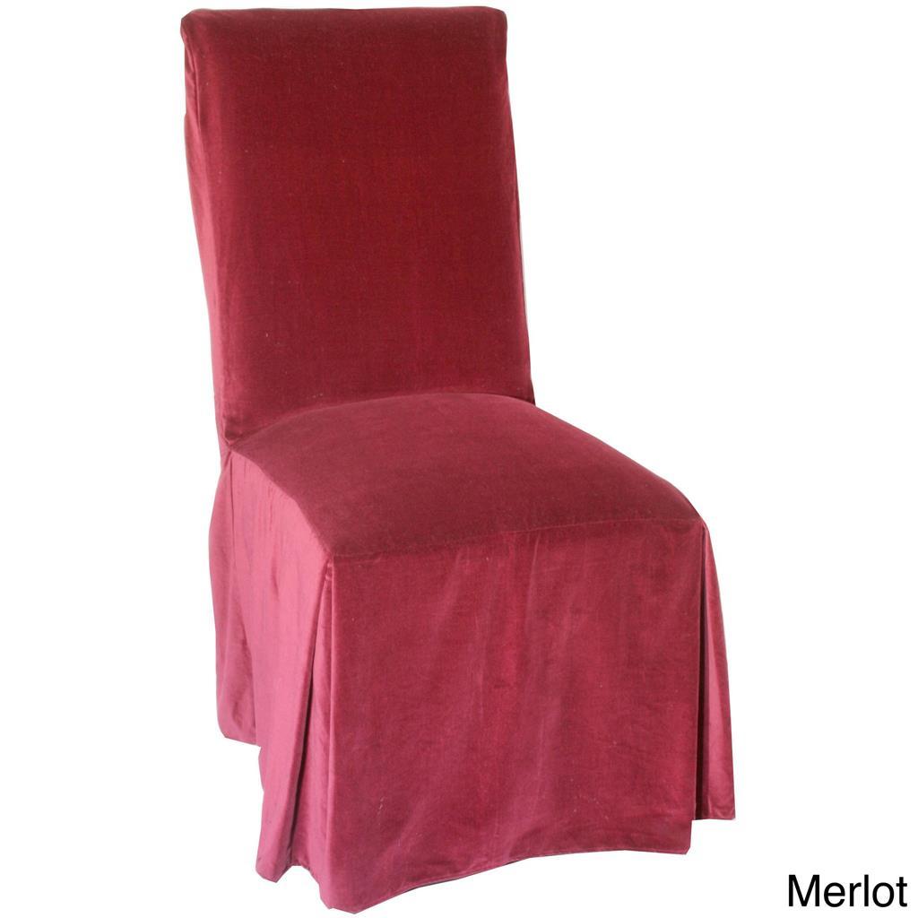 SET OF 2 Fancy Draped Velvet Dining Chair Covers  : 921937317o from www.ebay.com size 1024 x 1024 jpeg 55kB