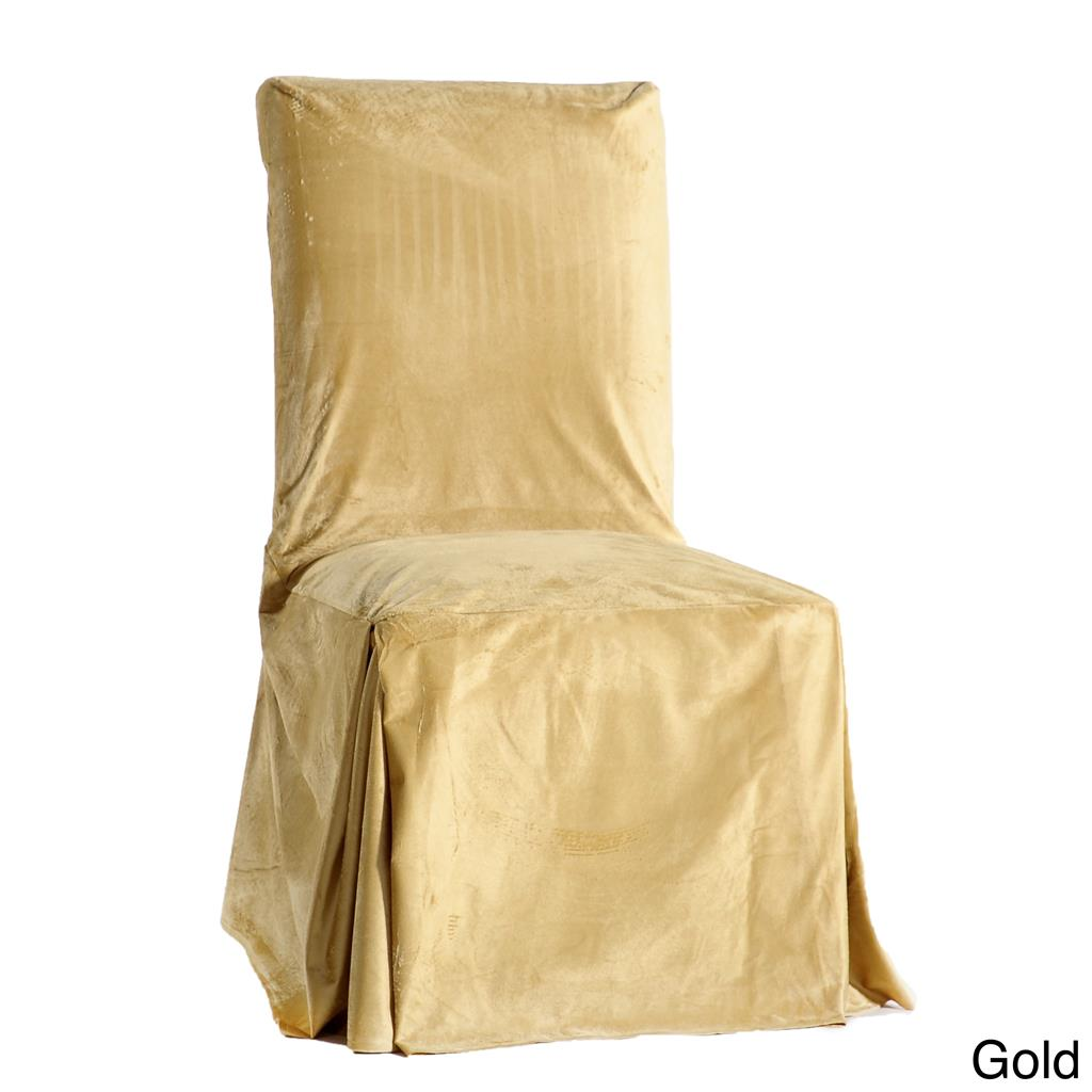 SET OF 2 Fancy Draped Velvet Dining Chair Covers  : 921937320o from www.ebay.com size 1024 x 1024 jpeg 57kB