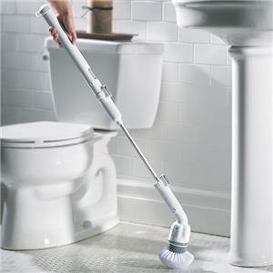 Shower Tub Tile Power Scrubber Brush Bathroom Cordless
