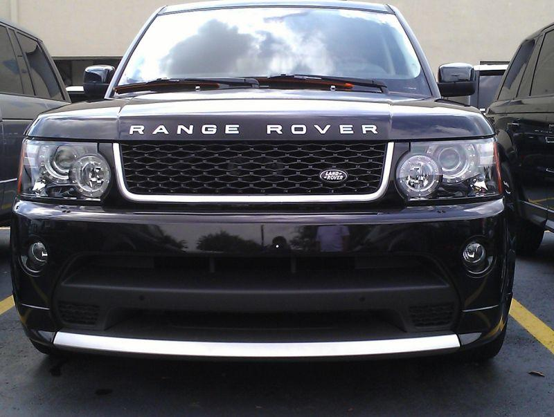 range rover sport autobiography body kit 2010 2011 2012. Black Bedroom Furniture Sets. Home Design Ideas