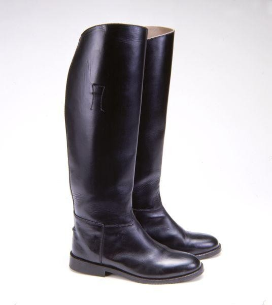 Details about EquiRoyal Men's Leather Dress Riding Boots 11.5 Wide