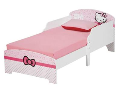 New Hello Kitty Toddler Bed Frame A Ebay