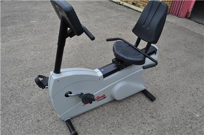 life fitness life cycle 5500hr recumbent exercise bike bicycle ebay lifecycle 5000 manual lifecycle 5500r manual