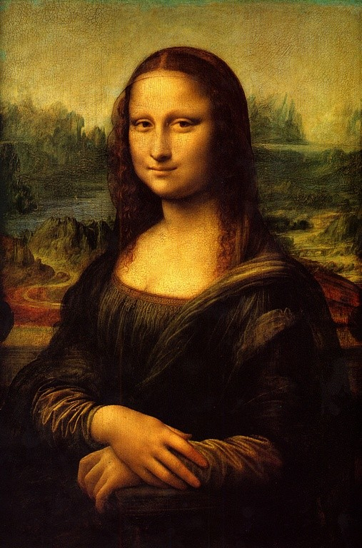 NEW-Mona-Lisa-La-Joconde-Leonardo-da-Vinci-Canvas-Painting-Picture-Iconic-Print