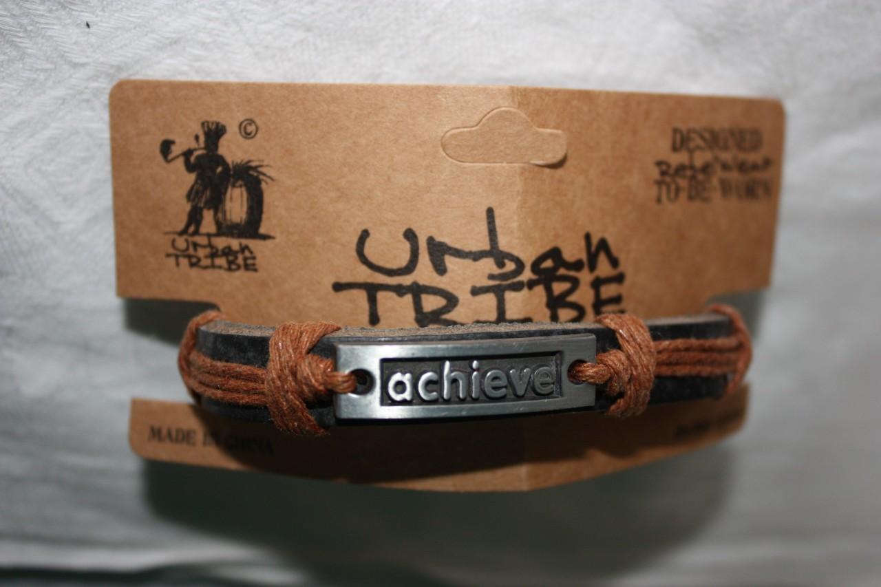 Mens-Leather-Cord-Metal-Bracelets-Friendship-Bracelet-Surfer-Style-Wristband