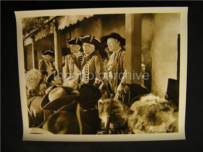1936 the last of the mohicans vintage movie photo 716a ebay. Black Bedroom Furniture Sets. Home Design Ideas