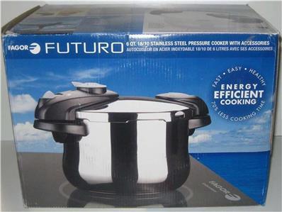 fagor pressure cooker instruction manual