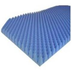 Egg Crate Convoluted 3 Inch Medical Foam Mattress Pad Topper Twin Size Ebay