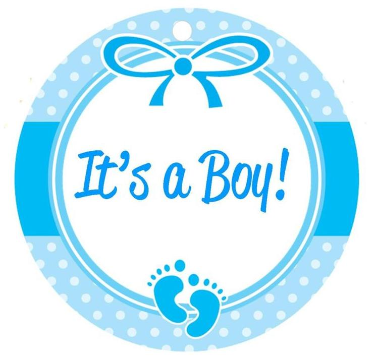 Baby Shower Favor Tags Wborder Baby Boygirl Ships In 24 Hrs