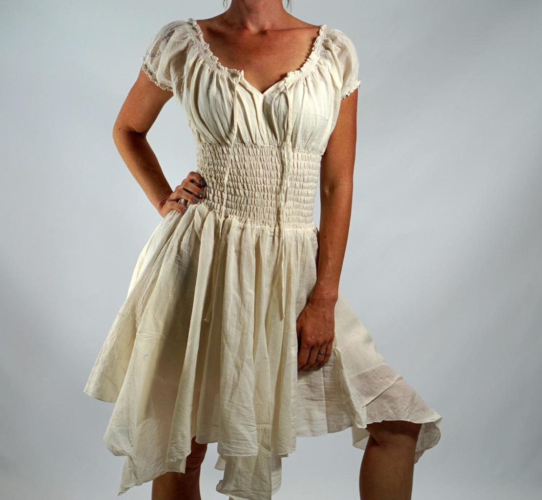petal dress zootzu pirate wench renaissance costume