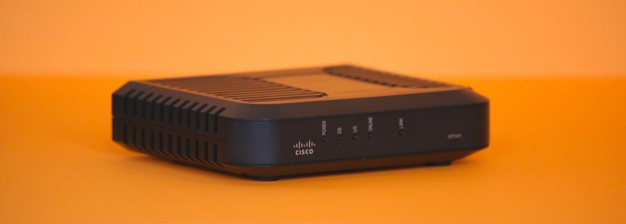 Cisco Dpc3010 Docsis 3 0 Cable Modem Linksys Dpc 3010 Rcn
