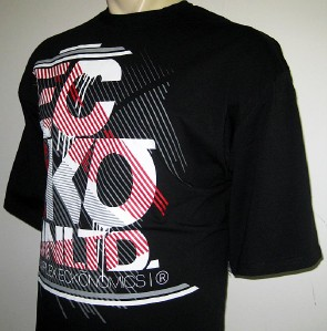 New ecko mens t shirt tee black 3x 3xl 4x 4xl 5x 5xl 6x ebay for 3xl tall graphic t shirts