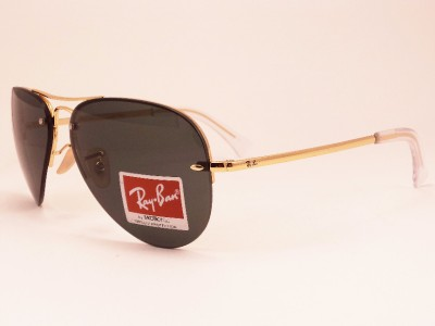 ray ban aviator medium  ban rb 3449 001/71 gold