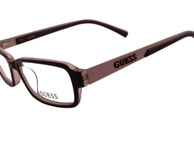 Authentic Designer Eyeglass Frames : GUESS eyewear GU 1741 BLACK crystal BKCRY 53 Designer ...