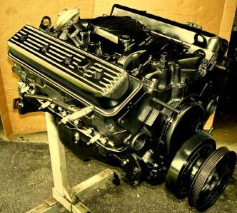 Rebuilt 1993 Chevrolet 5 7 350 Engine No Reserve Ebay