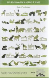 Deer - Cricut Cartridge Library