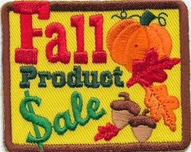 2015 girl scout nut sales patches