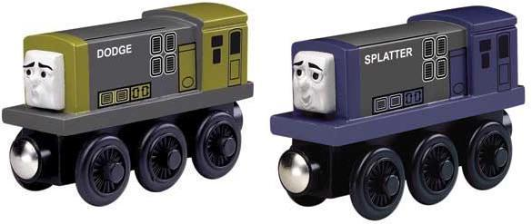 Diesel 10 Splatter and Dodge