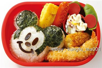 2pcs mickey mouse chocolate mold bento lunch box food ad 2444806 addoway. Black Bedroom Furniture Sets. Home Design Ideas