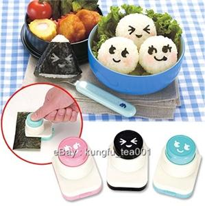 japanese onigiri diy tool seaweed expression cutter 4 ad 2444779 addoway. Black Bedroom Furniture Sets. Home Design Ideas