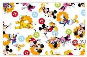 Disney Mickey Minnie Mouse Birthday Party TableCover