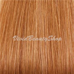 100 pre bond u glue tip straight remy human hair