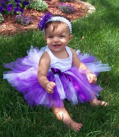 NEW-GIRLS-INFANTS-PURPLE-WHITE-SPRING-3-PC-TUTU-SET-BABY-SHOWER-GIFT-PHOTO-PROPS