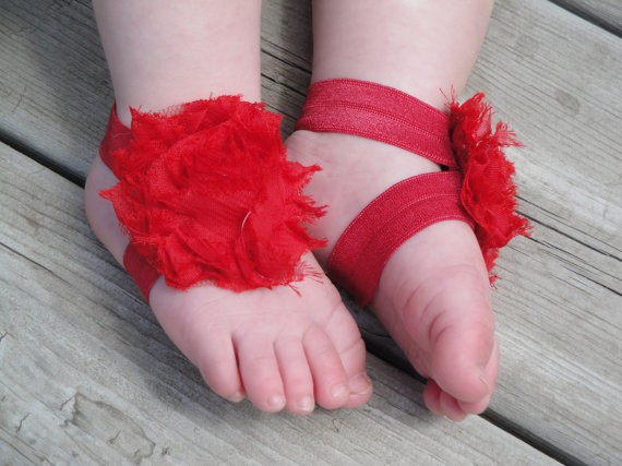 BOUTIQUE-CHIC-SHABBY-FLOWER-HEADBAND-amp-MATCHING-FOOTLESS-SHOE-SANDALS-GIFT-PROP