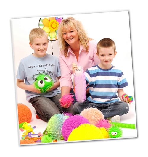 Liz Howard & Sons - Sensory Toy Warehouse