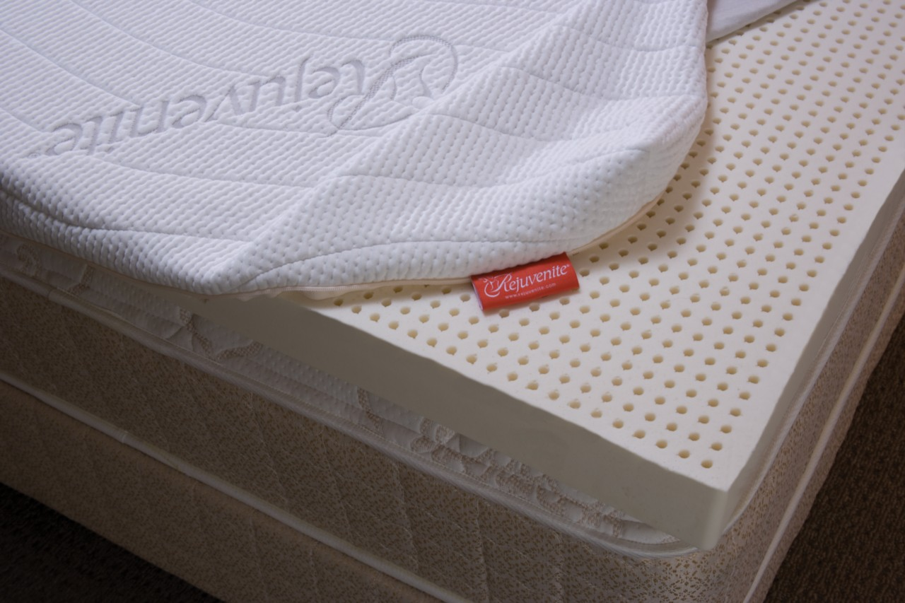 Rejuvenite Pillow for the Body Talalay Latex Mattress