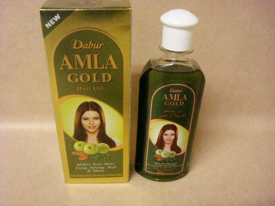 Dabur amla gol   Dabur Amla Gold Hair Oil