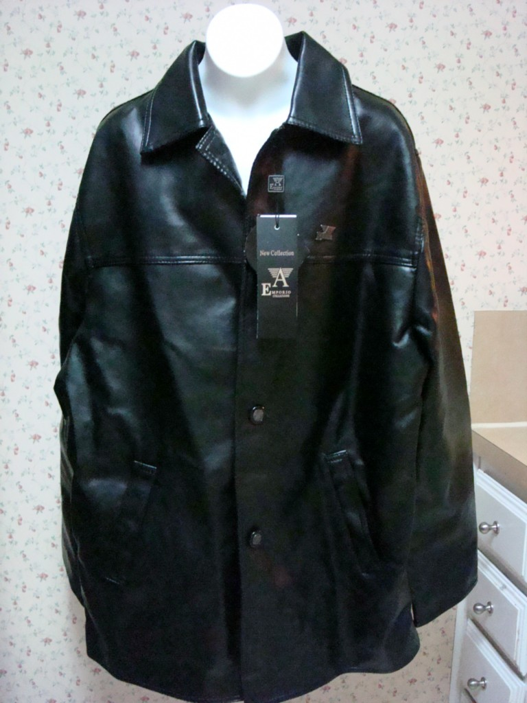 by Pierotucci Italian Leather Factory on Leather Jackets from Flo