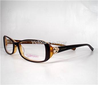 dc5f87ee98 Jill Stuart 261 Brown Women Eyeglasses Frames