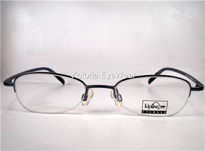 Kipling 231 Blue Women Eyeglasses Eyewear Frames Designer ...