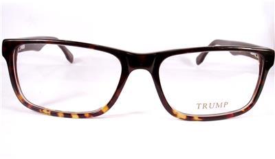 Donald Trump 73 Brown Men Eyeglasses Plastic Eyewear ...