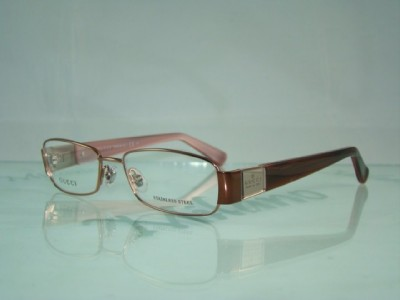 Gucci GG 2879 MJO Pink Brown Spectacles Glasses Frames ...