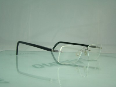 LINDBERG SPIRIT TITANIUM 2089 T53 RIMLESS GLASSES Frame eBay