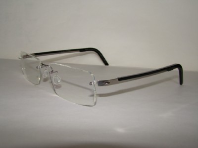 Lindberg Rimless Glasses : LINDBERG SPIRIT TITANIUM 2052 K24 P10 RIMLESS EYEGLASSES ...