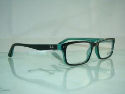 Rayban RAY BAN RB 5277 5138 BLACK & GREEN Glasses ...