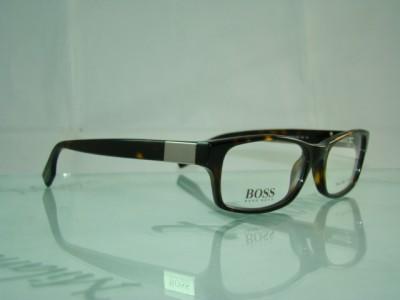 Glasses Frame Size 52 : HUGO BOSS 0324 086 DARK TORTOISE Glasses Spectacles ...