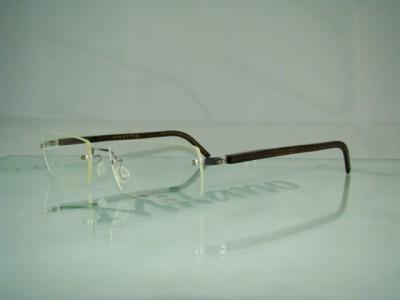 Lindberg Rimless Glasses : LINDBERG SPIRIT TITANIUM T53 2052 BROWN RIMLESS GLASSES ...